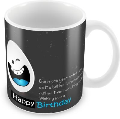 Prinzox Wishing You A Happy Birthday Ceramic Mug