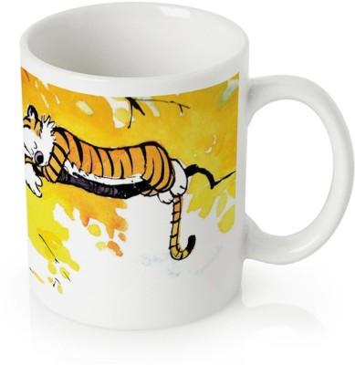 WebPlaza Calvin And Hobbes 106900 Ceramic Mug