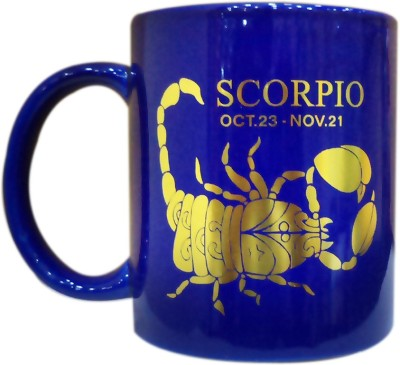 Divsam Scorpio Zodiac Sign Coffee  Ceramic Mug