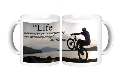 Shopmillions Life Quotes Ceramic Mug