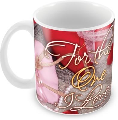 Fashion Envoy Very Classy Valentine  Ceramic Mug