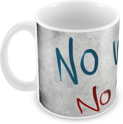 AKUP no-women-no-cry Ceramic Mug