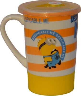 NEOS AFRAID DESPICABLE ME SIPPER & COFFEE MUG Ceramic Mug