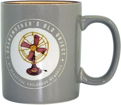 Just For Decor Fan Ceramic Mug