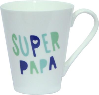 Gifts By Meeta Super Papa  Ceramic Mug