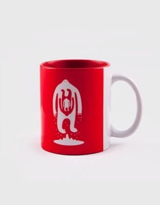 Kulture Shop Kultureshop Monster Within  Ceramic Mug
