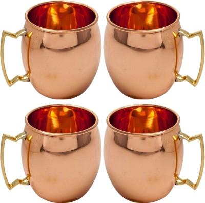 Elite Handicrafts Export Quality Copper Mug