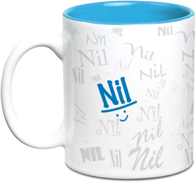 Hot Muggs Me Graffiti - Nil Ceramic Mug