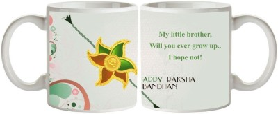 Artist Raksha Bandhan Rakhi MB-2127 Ceramic Mug