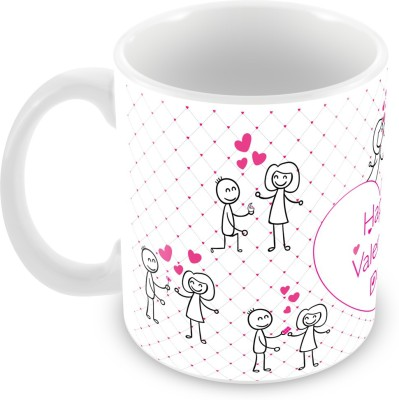 Fashion Envoy Endearing Couples  Ceramic Mug