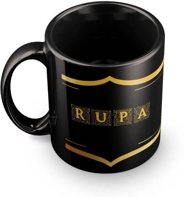 posterchacha Rupa Name Tea And Coffee  For Gift And Self Use Ceramic Mug
