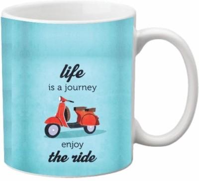 Printland My Ride CMW0410 Ceramic Mug