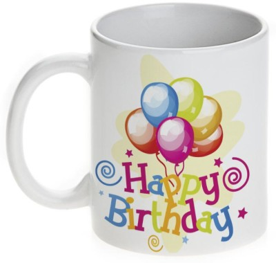 Mugwala Birthday Gifting Ceramic Mug