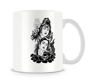 Tashanstreet Shankar & Parvati Ceramic Mug