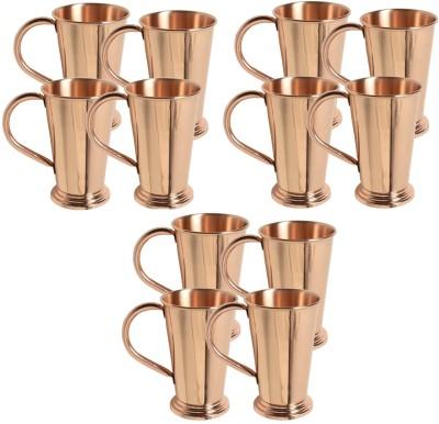 AsiaCraft MOSCOWMUG019-12 Copper Mug