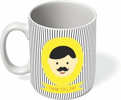 Printelligent father's day design gift 7 Ceramic Mug
