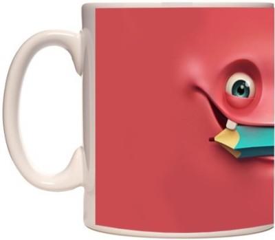 Onlineworld Smiley Face - 10 Ceramic Mug
