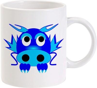 Lolprint Chinese Zodiac Dragon Ceramic Mug