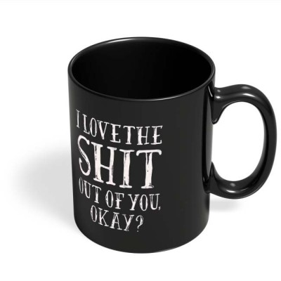 PosterGuy Okay? Ceramic Mug