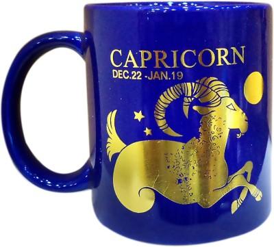 Art-N-Soul Zodiac Sign Capricorn Designer Coffee Cup Ceramic Mug