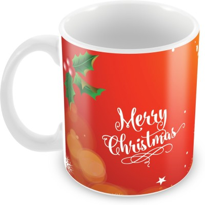 Fashion Envoy Beautiful Christmas Ceramic Mug
