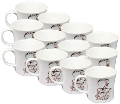 Clay Craft CP/ Lizza Tea Time  Bone China Mug