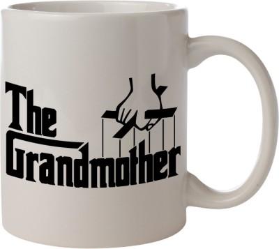 Nourish The GrandMother Ceramic Mug