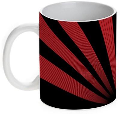 Mugwala Rising Sun Ceramic Mug