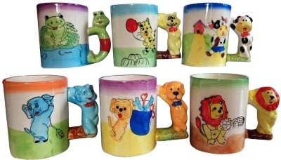 Dharmaraj Links Children s Ceramic Mug