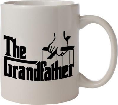 Nourish The GrandFather Ceramic Mug
