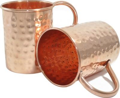 AsiaCraft MOSCOWMUG-003-2 Copper Mug