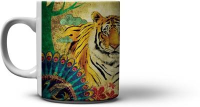 The Indian Powerful Coffee Ceramic Mug
