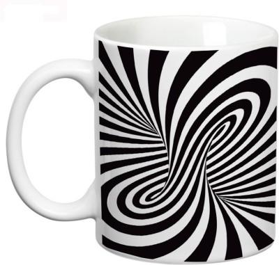 Prithish Pscychological Illusions Design 3 Ceramic Mug