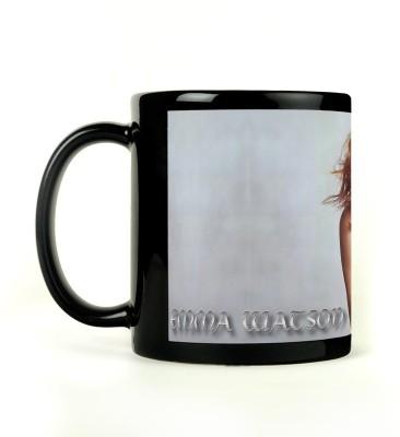 Rockmantra Beautiful Emma Watson Ceramic Mug