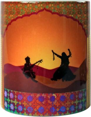 RangRasia Jharonka YW CM Ceramic Mug