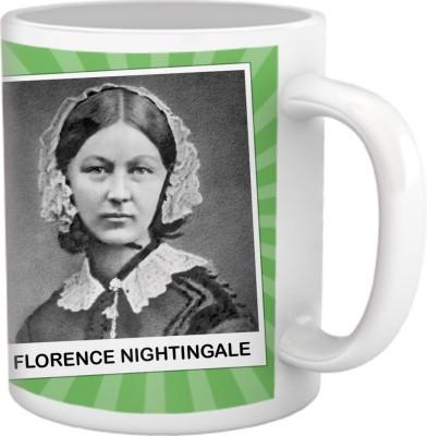 Tiedribbons My Daughter,My Pride Collection_Florence Nightangle Ceramic Mug