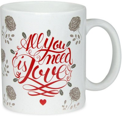 Archies All You Need Is Love  Ceramic Mug