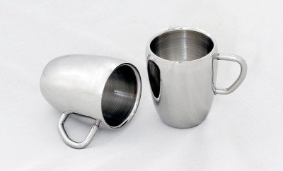 Kitchen Krafts Love Stainless Steel Mug