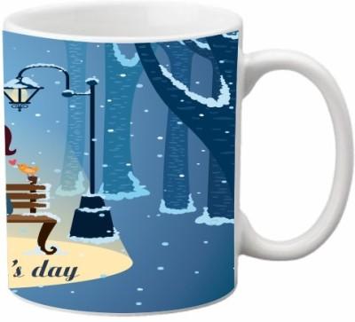 Printland Lamp Post CMW5411 Ceramic Mug