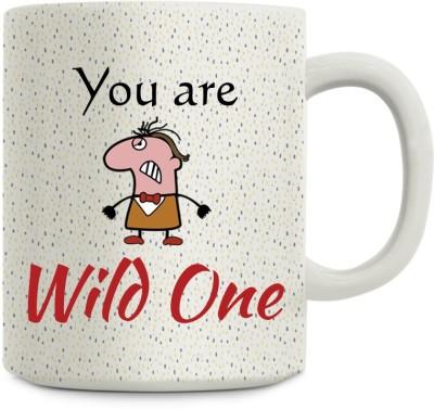 Gifts By Meeta You Are Wild For Sibling Rakhi Gift Ceramic Mug