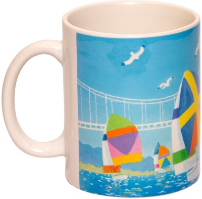 IMFPA Sails Ceramic Mug