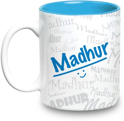 Hot Muggs Me Graffiti  - Madhur Ceramic Mug