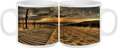 RahKri RKMS-101 Ceramic Mug