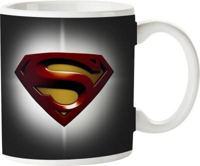 Pentagraphics Superman  Ceramic Mug