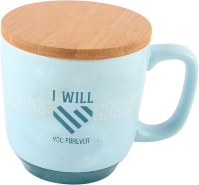 High Living /Blue/01 Ceramic Mug