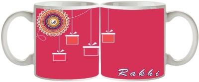 Artist Raksha Bandhan Rakhi MB-1820 Ceramic Mug