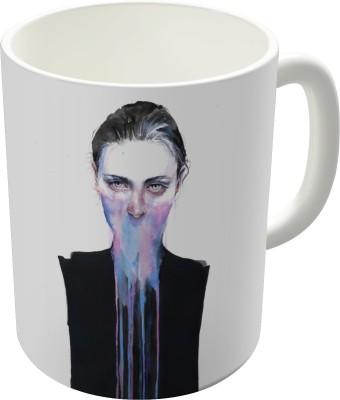 Dreambolic My Opinion About You Ceramic Mug
