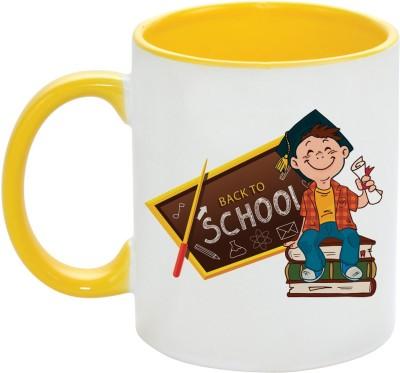 Fashion Envoy Back To School Memories Ceramic Mug