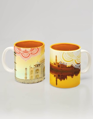 Indie Tadka Indie Tadka Glass Mug
