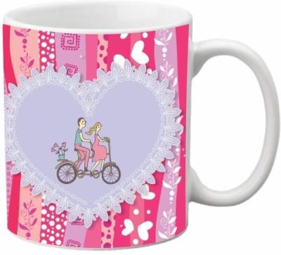 Printland Be My Ride Valentine Day CMW5042 Ceramic Mug